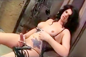 Brittney Markham Tugging Dick