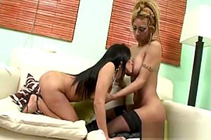 tgirl pounding A chick