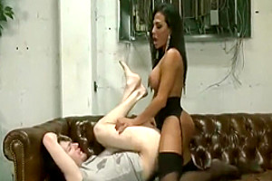 Shemale On Anal Fucks To Guy