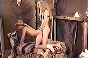 Candy Is A Hot Blonde Girl