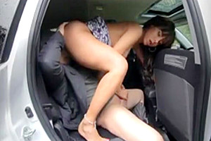 Barbara Jimenez - Fucking With Stranger in a truck