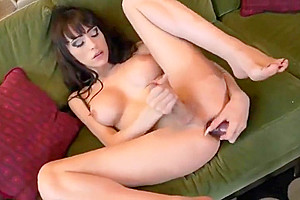 Kylie Masturbating And discharges Her Load
