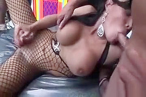 lovely tranny Rimjob And cumshot