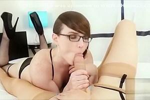 Teen Tgirl Sucks Her Sweet Trap GF