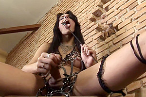 Milena Vendramini Just Wants To Masturbate