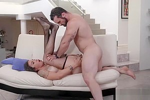 TS Tori Mayes gets her gets big ass destroyed by Jaxton