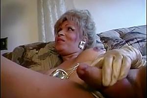 Granny tranny pokeers