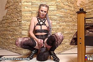 Spicy And Heavenly Lisa Romanova - Russian-TGirls