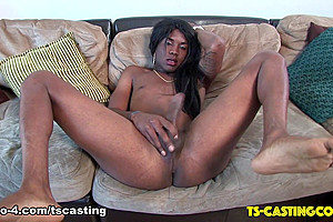 Horny Fresh Newcomer Tiffany Ford - TS-Casting-Couch