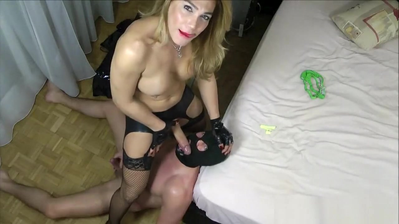 shemale cock riding