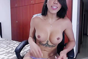 Ultra large milk cans And Solo Masturbation