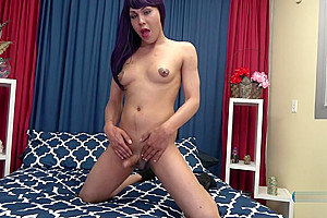 Barbie Strokes And Cums!