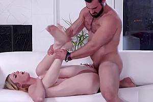 TS Mandy loves sucking and riding dudes cock
