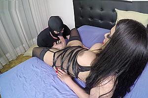 Horny sex scene transvestite Deep Throat unbelievable unique