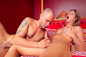 Lingerie tranny fuck male ass hole