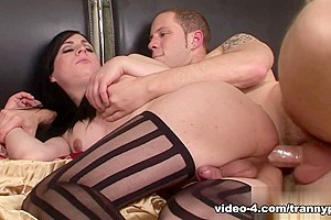 Wolf Hudson, Aly Sinclair in Transsexual Prostitutes #69