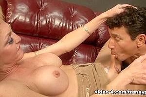 Gabriel D'Alessandro, Olivia Love in She Male Fuck Hotel #06