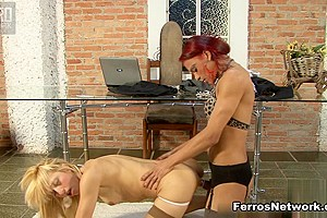 ShemalesFuckGirls Video: Rafaela B and Nicole B