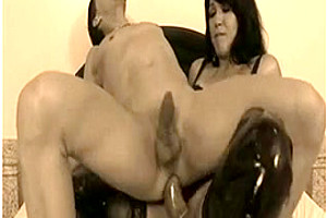 Tight ass is perfect for Tgirls satisfaction