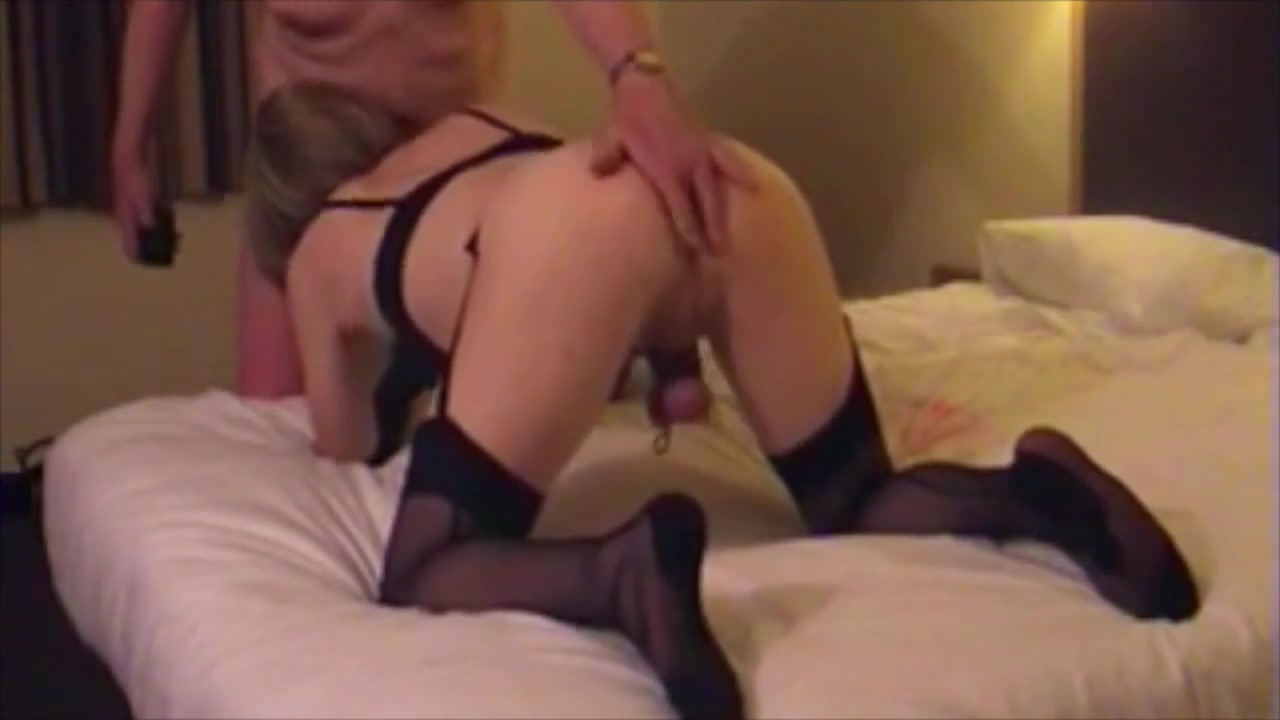 asian double anal tube